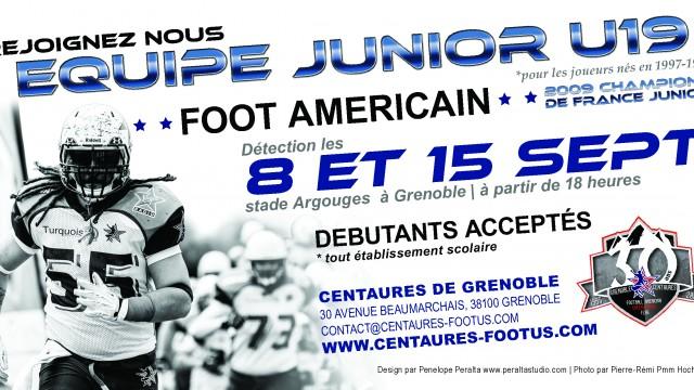 Grenoble Flyer Septembre