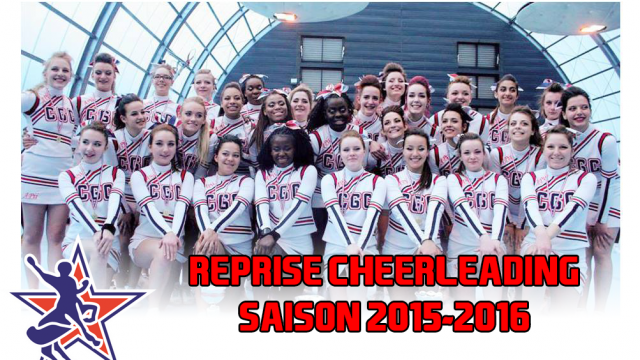 Reprise cheer 2015-2016 bis