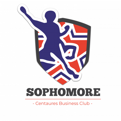 Logo Centaures business club - Sophomore