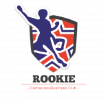 Logo Centaures business club - rookie