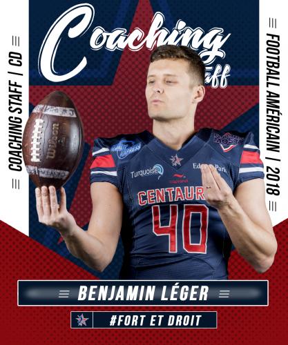 Benjamin Leger CD