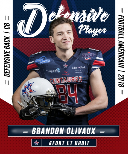 Brandon Olivaux