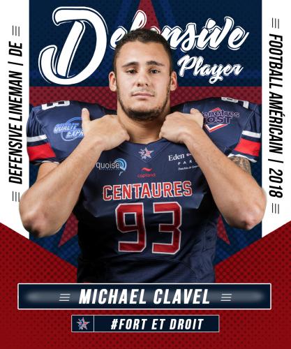 MICHAEL Clavel