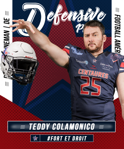 teddy colamonico